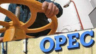 Добыча нефти в странах ОПЕК упала до минимальных значений за 2 года