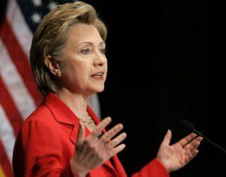 Хиллари Клинтон в Лондоне выписали штраф за неправильную парковку