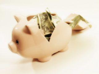 Бюджетный дефицит США впервые с 2008г. оказался ниже 1 трлн. долл.