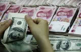 Курс юаня к доллару достиг 20-летнего максимума