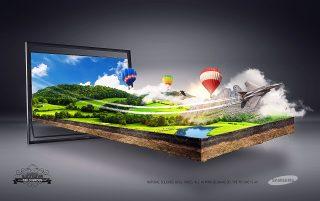 Рекламный бюджет Samsung превышает ВВП Исландии