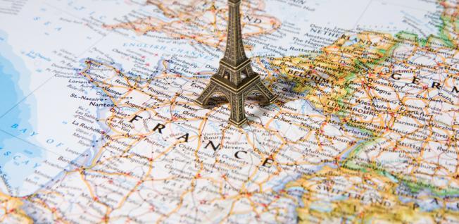 Индекс деловой активности во Франции скатился до шестимесячного минимума