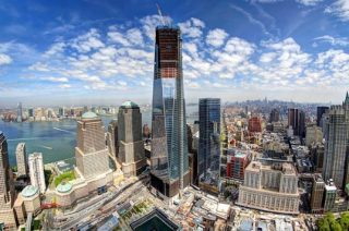 40% арендной площади World Trade Center Tower пустует