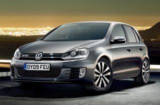VW Golf в Японии признан лучшим автомобилем