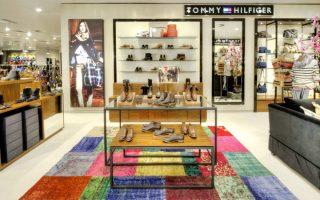 Tommy Hilfiger намерен самостоятельно развивать марку в Москве
