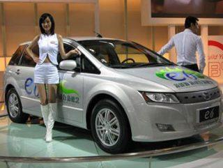 На китайском рынке превалируют японские машины