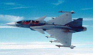Saab AB предоставит Бразилии в течение 10 лет 36 новых истребителей