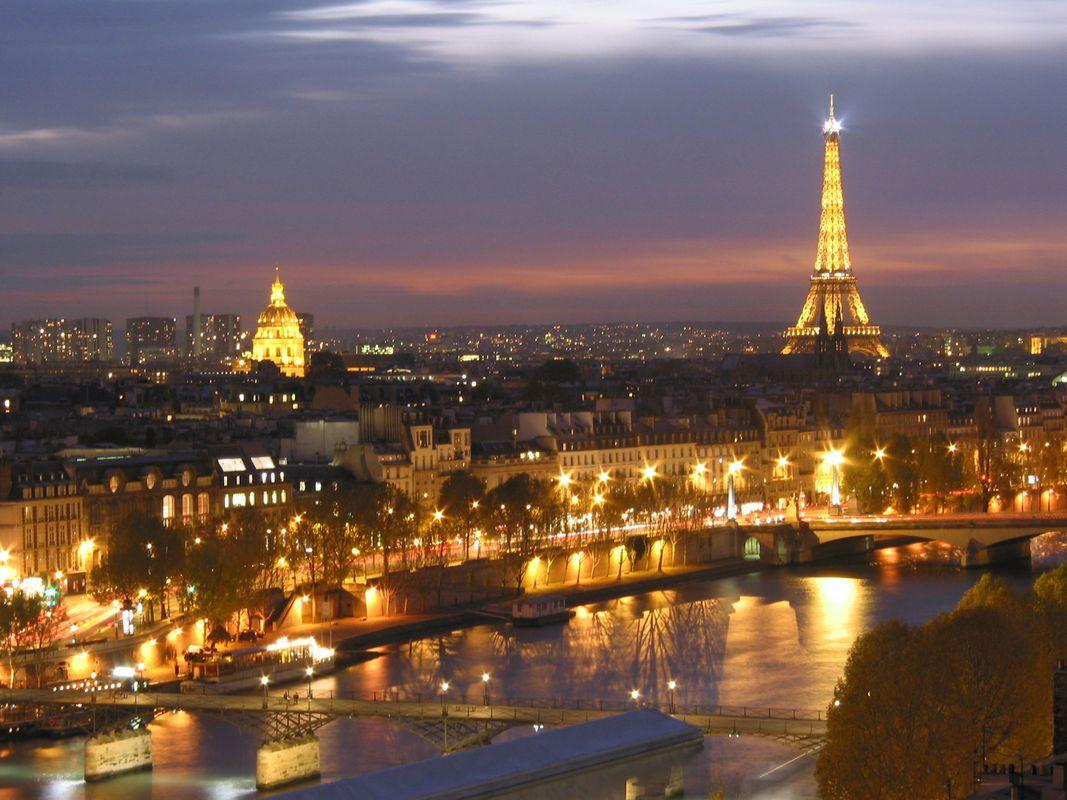 Экономика Франции не смогла расти два квартала подряд