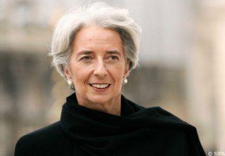 Глава МВФ опасается последствий дефляции