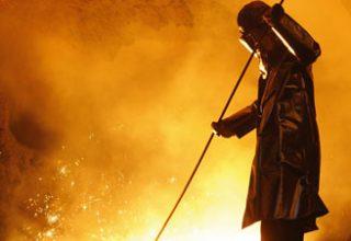 Китай в 2013 году максимально нарастил производство стали