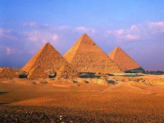 Доходы Египта от туризма упали за год на 41%
