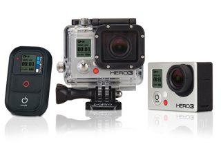 Производитель экстремальных видеокамер GoPro подал заявку на проведение IPO