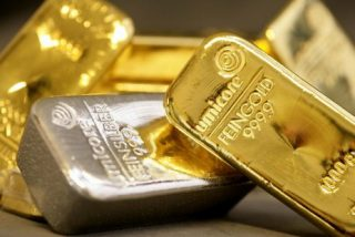 NYMEX. Цены на драгоценные металлы снизились 21/02/14