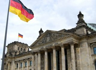 К концу 2013г. объем экспорта Германии вырос до максимума за последние 3 года