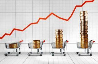 Американцы ожидают повышения инфляции