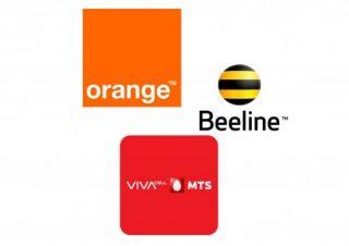 VivaCell-MTS, Beeline, Orange. Кто остался в плюсе, а кто – в минусе?