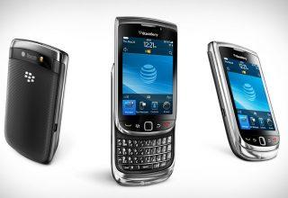 Квартальная прибыль BlackBerry составила 423 млн. долл.