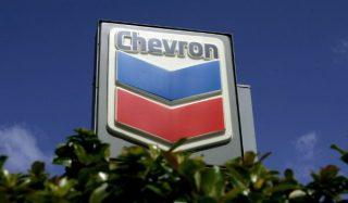 Chevron Corp. сняли штраф в 9,5 млрд. долл.