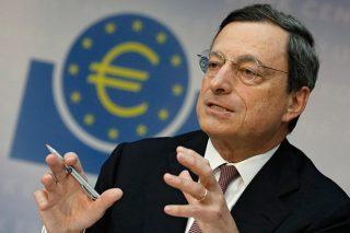 Драги: Низкая инфляция мижет усугубить инфляционные риски