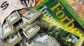 Forbes: Рейтинг мировых венчурных капиталистов