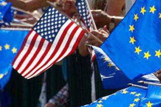 ЕС и США вернулись к строительству зоны свободной торговли