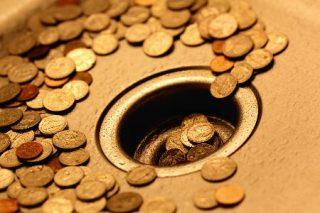 Чистый отток капитала из РФ в начале года оценивается в 35 млрд. долл.