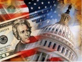 Дефицит платежного баланса США составил к концу года 81,1 млрд. долл.