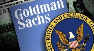 Квартальная прибыль Goldman Sachs упала на 11%