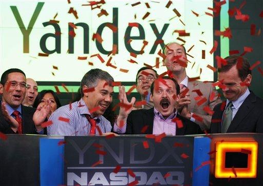 Реклама позволила Яндексу увеличить прибыль на 19%