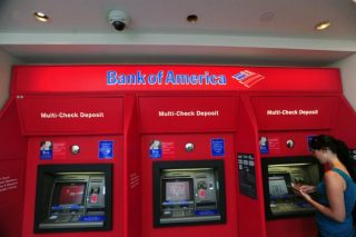 Bank of America завершил I квартал с чистым убытком