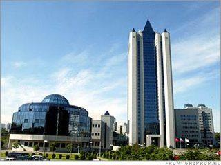 Годовая прибыль Газпром снизилась на 7%