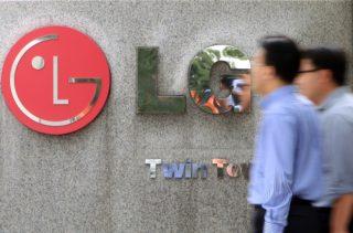 Выручка LG выросла в четыре раза