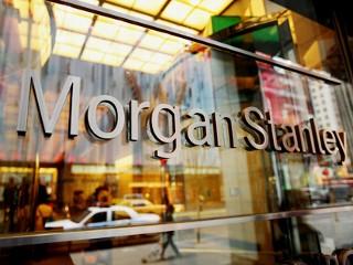 Morgan Stanley увеличил чистую прибыль в I квартале на 55%