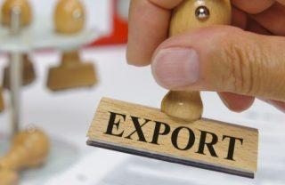 Экспорт составляет 26% внешней торговли нашей страны