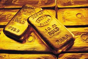 NYMEX. Цены на драгоценные металлы снизились 08/05/14