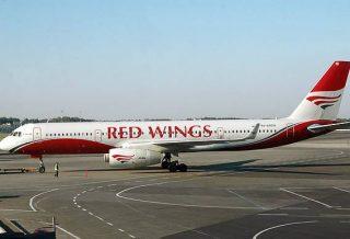 Владельцы Red Wings хотят продать авиакомпанию