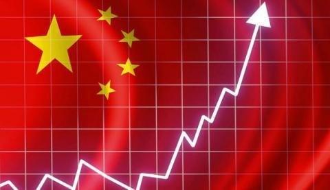 В Китае промпроизводство растет третий месяц подряд