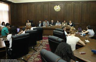 Армянские и российские парламентарии о вопросы развития малого и среднего предпринимательства в РА и РФ