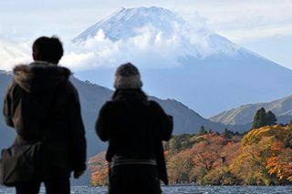 Япония впервые в плюсе от туризма
