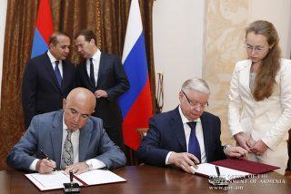 В Сочи подписано Соглашение о порядке пребывания граждан РА на территории РФ и граждан РФ на территории РА