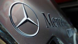 Mercedes-Benz. гиперкар – за 3 миллиона евро