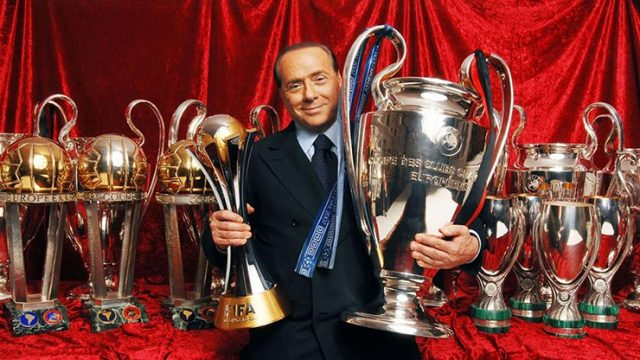 Сильвио Берлускони продал AC Milan китайским инвесторам