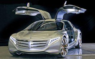 Mercedes-Benz выпустит 6 электромобилей