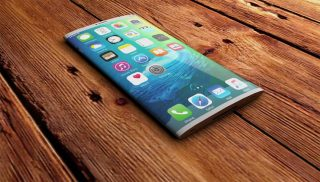 Apple может выпустить iPhone 8 с изогнутым дисплеем
