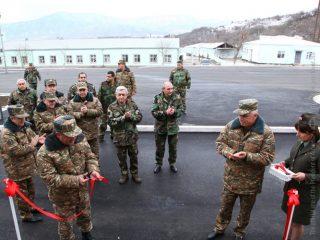 Начался рабочий визит Президента Сержа Саргсяна в НКР