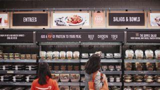 Amazon Открывает Магазин Без Продавцов и Касс