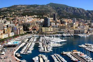 Территорию Монако расширят за счет моря