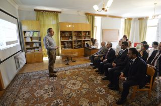 Рабочий визит Президента Республики в Арагацотнский марз