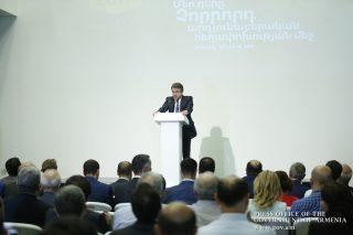 Карен Карапетян: Чем быстрее мы изменимся, тем актуальнее будем