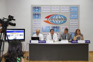 При поддержке Beeline запущен сайт «Арменпресс: История»